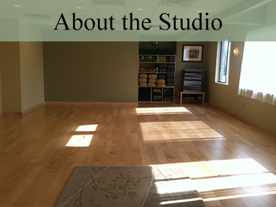 yoga studio in East Lansing